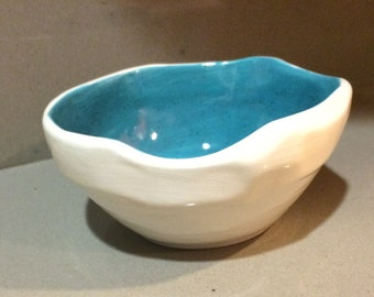 Turquoise Being Bowl