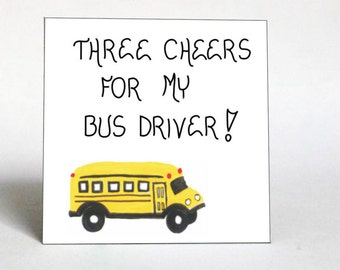 School Bus Driver Quote of thanks -Schoolbus, appreciation, yellow and black vehicle