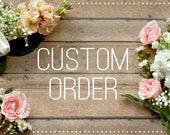Custom Calendar- Kayla