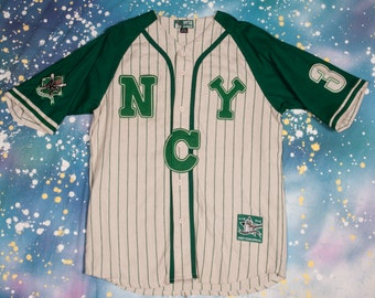 NYC  Raw Blue Classics  Sports Jersey Size XL