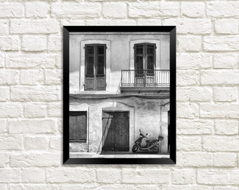 New Orleans French Quarter photography print