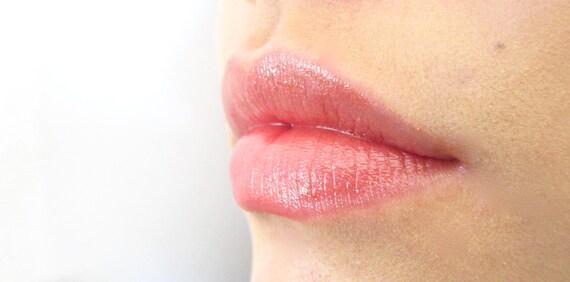 ROSITA Pink Mineral Lip Tint Lipstick: Natural Makeup Color