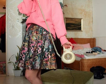 Pauline Flounce skirt