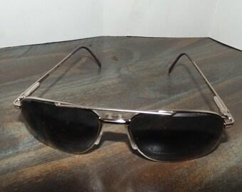 Vintage Zyloware Stetson Bifocal Mens prescription Sunglasses 1980s