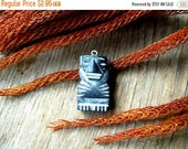 Shop Sale Tiki God Pendant - Totem Pendant - Wooden Tribal Pendant - Wood Pendant - Bohemian Pendant