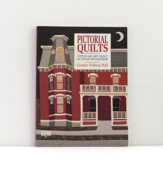 Pictorial Quilts book, landscape quilting, picture quilts, art ... : pictorial quilt books - Adamdwight.com