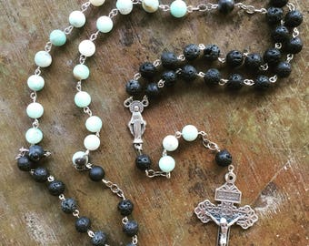 Our Lady of Grace Lavastone Rosary