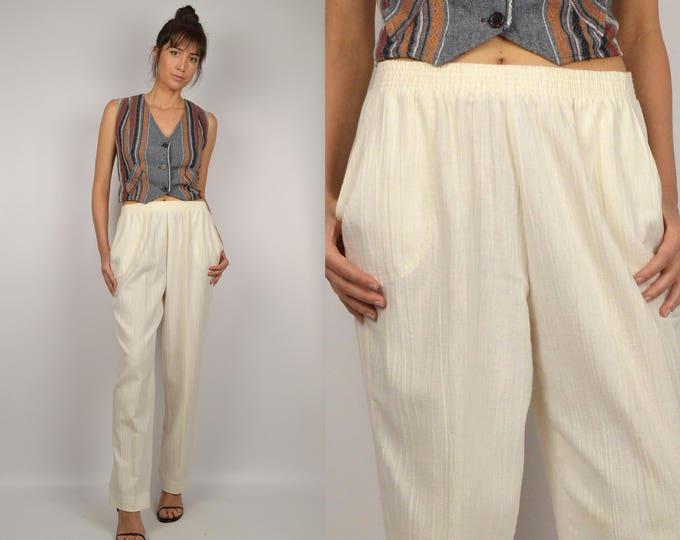 Vintage Oat Trouser Lounge Pant