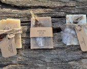 Bridal shower favors-Boho shower favors-Personalized Natural Soap Wedding favors or Baby shower favors-Party favors