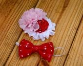 Jack & Jill Set - Valentine hearts