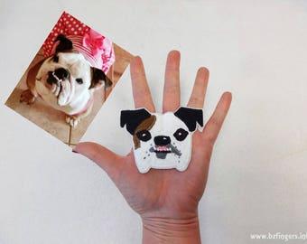 Custom dog gift | Etsy