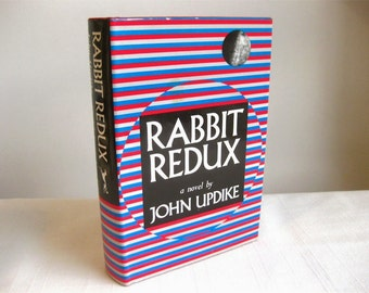 Rabbit Redux by John Updike 1st Edition, 2nd Print