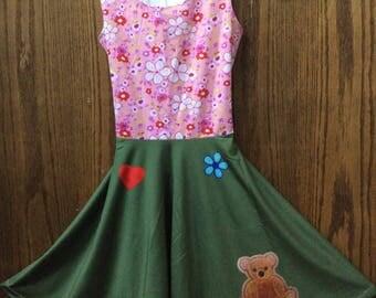 READY-to-SHIP Kaylee Skater Dress (Serenity Firefly) LARGE