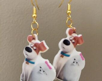 Secret Life of Pets Earrings