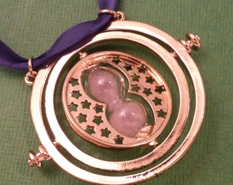 Time Turner - Ornament - READY TO SHIP