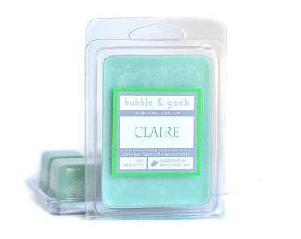 Claire Scented Soy Wax Melts - sassenach
