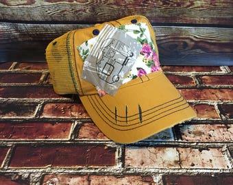 SHIPS TODAY Camper hat