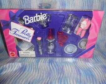 Barbie Pretty Treasures Set-1995