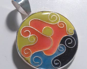 Intro to Cloisonne Enameling Workshop (Enameling Workshop #2) at Maine Jewelry & Art 100 Harlow Street Bangor, Maine