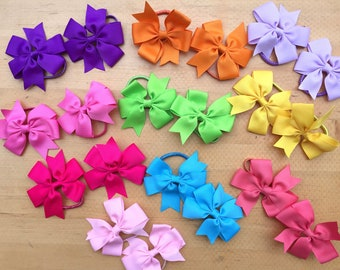 Pair of Pony Tail Bows