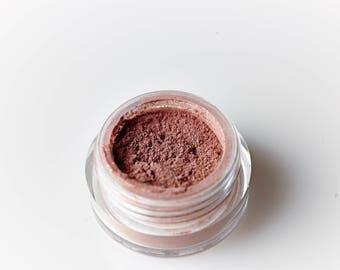Purple Haze . Mineral Eyeshadow . Brown . Purple . Eye Shadow . Loose Mineral Makeup