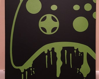 Xbox Controller Painting