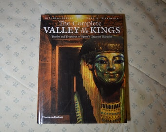 Book-The Complete Valley of the Kings by Nicholas Reeves & Richard Wilkinson