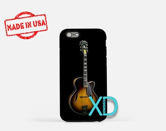 Classic Guitar iPhone Case, Guitar iPhone Case, Guitar iPhone 8 Case, iPhone 6s Case, iPhone 7 Case, Phone Case, iPhone X Case, SE Case