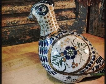 Mexican Stoneware Tonala Grouse
