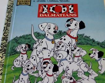 A Little Golden Book: Walt Disney's 101 Dalmatians - Children's Book, Disney Book