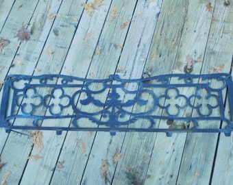 Metal Pediment Etsy