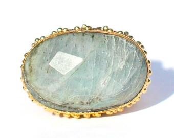 Khaleesi Ring with Labradorite (JB-R-013)