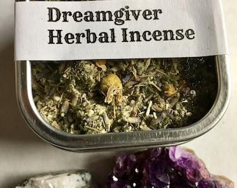 Dreamgiver Organic Herbal Incense