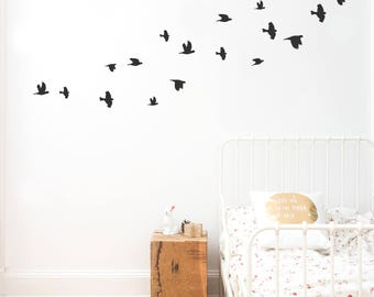 Wall Sticker Birds