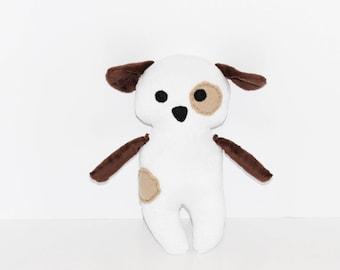 Puppy Dog Minky Plush Fleece