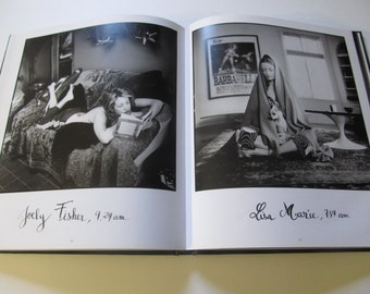 Women before 10 AM, Veronique Vial, hardback, Books, photography, made in Italy, First Edition
