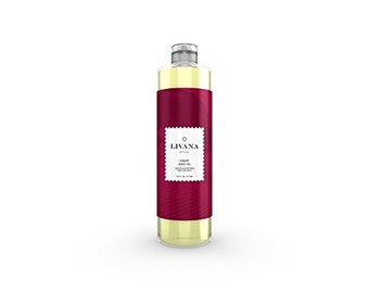 Grape Seed Oil by Livana® Natural 100% Pure Refined 16 oz.