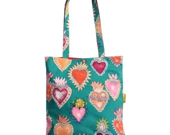"Tote Bag ""Heart and soul"""