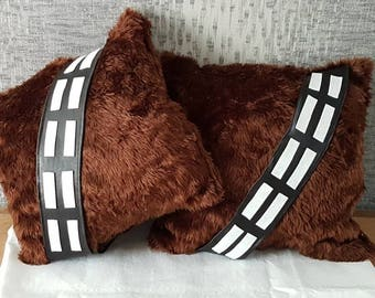 Wookie cushion hand made to order