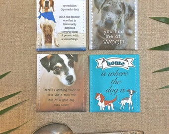 Dog Lovers Tea Gift set