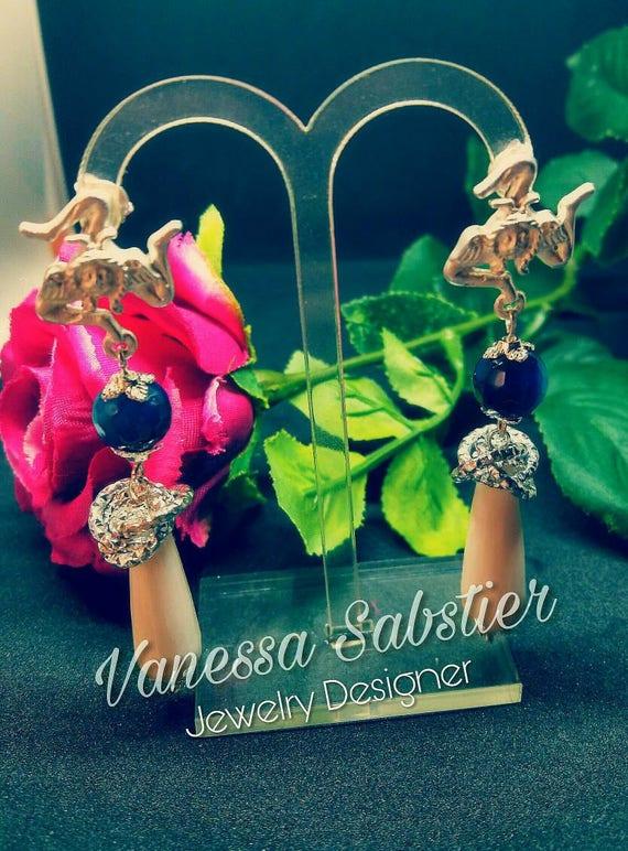 Earrings Sicily
