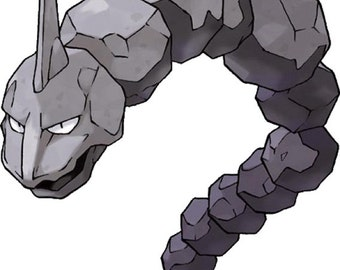 Pokemon Onix Sticker