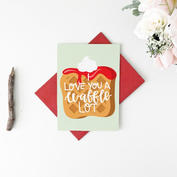 Punny Valentines Day Card Valentines Day Card – Gay Valentines Card