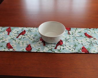 Cardinal Reversible Table Runner