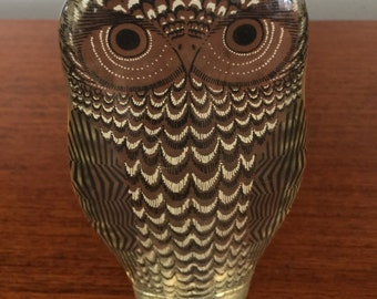 Abraham Palatnik Large Owl - Made in Brazil
