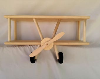 DIY Airplane Shelf, Airplane Shelf Kit, DIY Airplande Decor, DIY Airplane Kit, Build Your Own Airplane Shelf