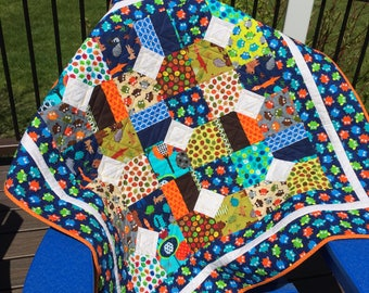 Baby quilts handmade, homemade quilts, boy quilts, owl quilt, owl nursery, boy nursery, quilts for sale, crib quilts, play mat, baby gift