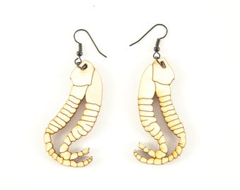 Insect Antenna Earrings