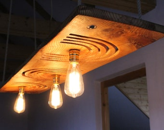 Pine - hanging lamp