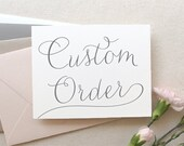 Custom Listing for Anne - Design Deposit for Business Cards
